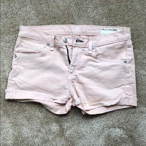 Pink Rag & Bone Shorts